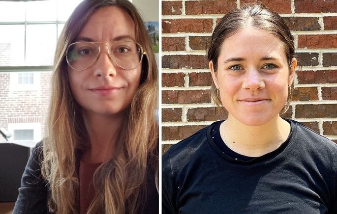 Two at WCU Named Campus Sustainability Champions