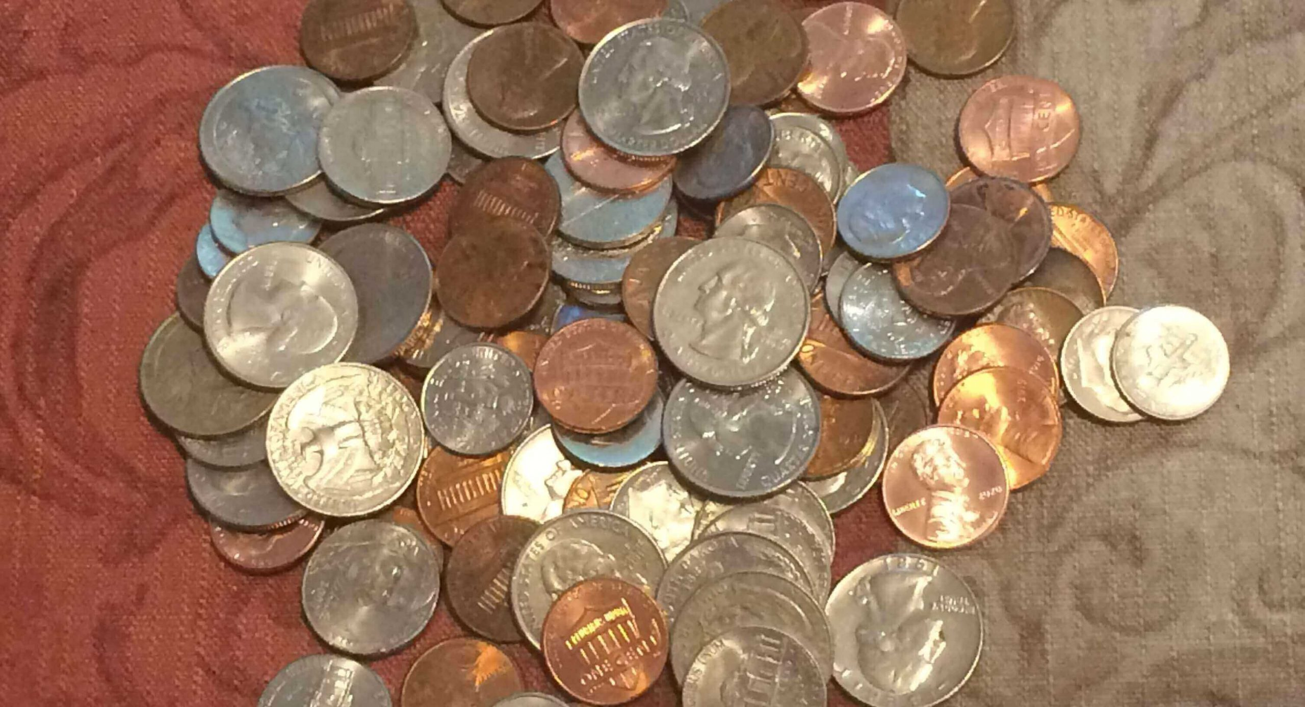 'Exact Change Only' – Local Businesses Struggle with Coin Shortage