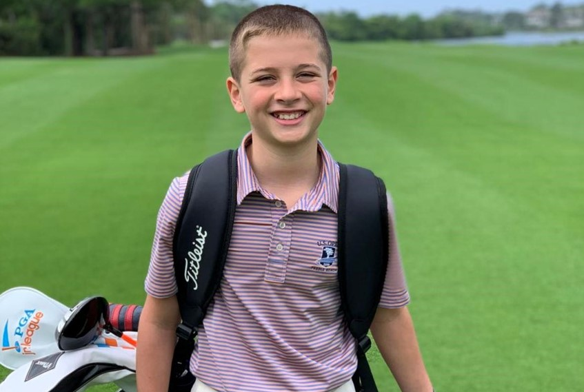 Born with a Hole in His Heart, Golf Prodigy from East Bradford Township Aiming for PGA Tour