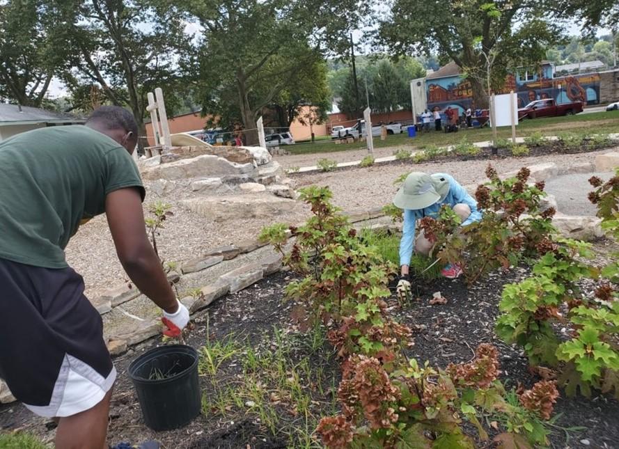Natural Lands Receives Award for Revitalization of Coatesville's Palmer Park