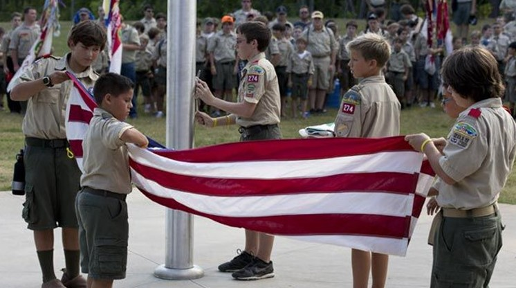 Chester County Council, Scouts BSA Receives $40,000 Grant from PHL COVID-19 Fund