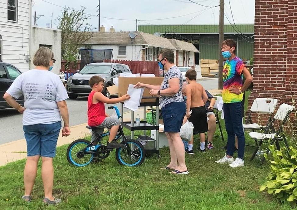Marcus Hook-Area Summer Program Feeds Children's Bodies, Minds
