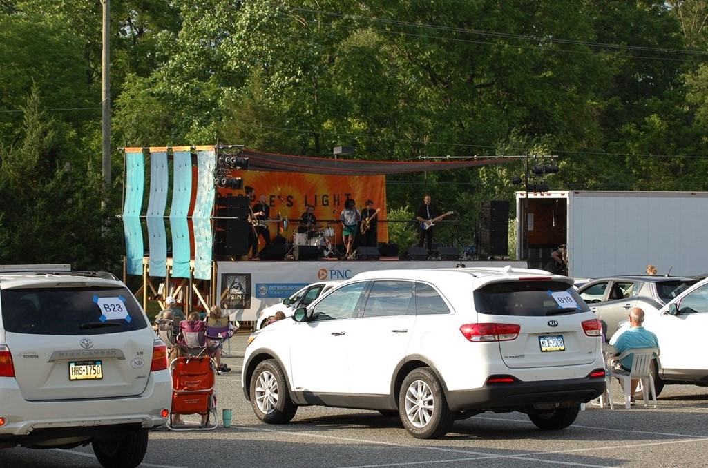 People's Light in Malvern Hosts Drive-In Music Concerts