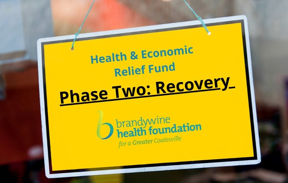 Brandywine Health Foundation Announces Grant Recipients of Relief Fund's Recovery Phase