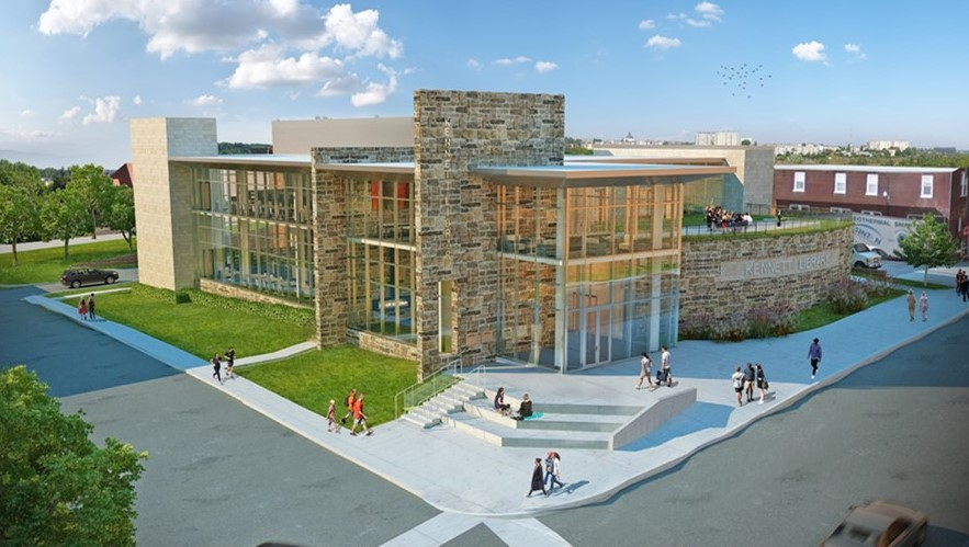 Development of New Kennett Library Clears Two Important Hurdles