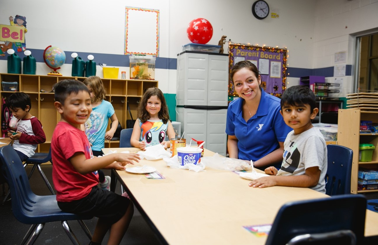 YMCA's Pre-K Programs Provide Children a Strong Start in School and in Life