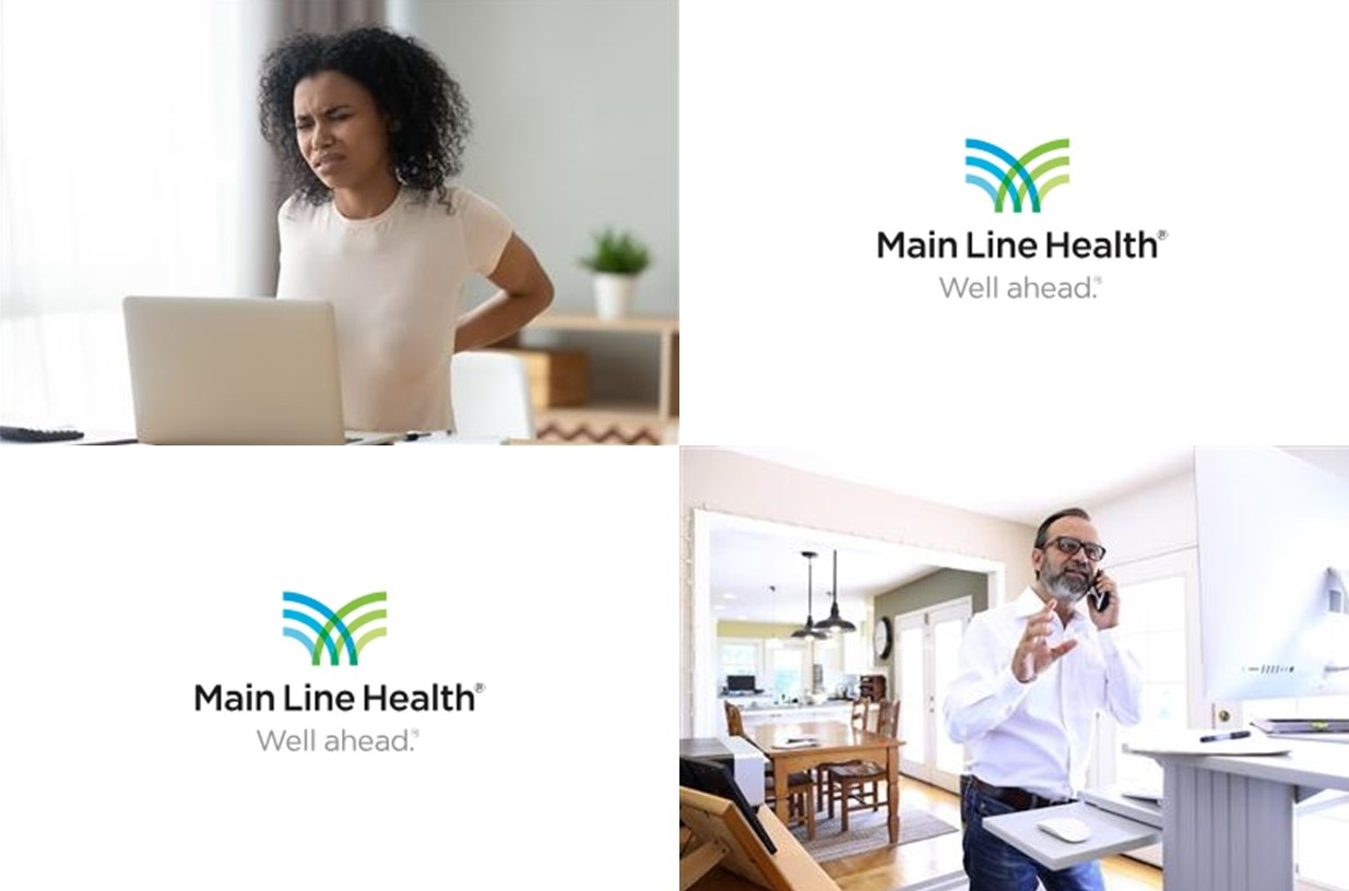 Main Line Health: How to Deal with Back Pain from Sitting Too Long in All the Wrong Ways