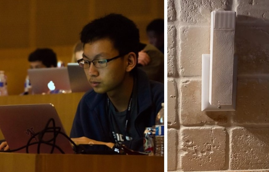 Georgia Tech Student from Paoli Develops Smartphone-Controlled Way to Switch Lights On, Off