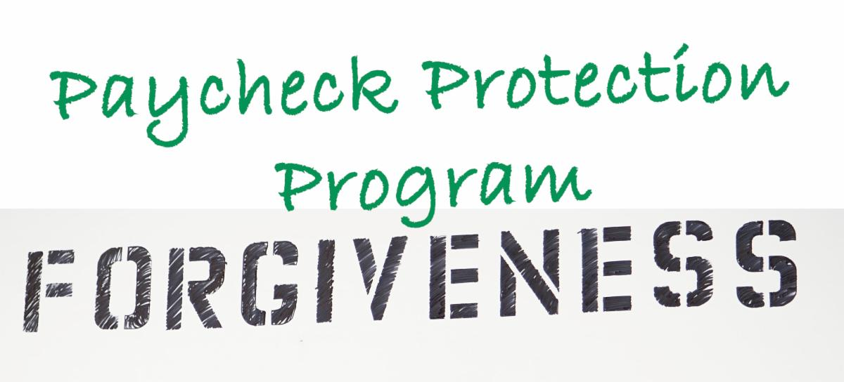 Paycheck Protection Forgiveness and Other July SCORE Webinars