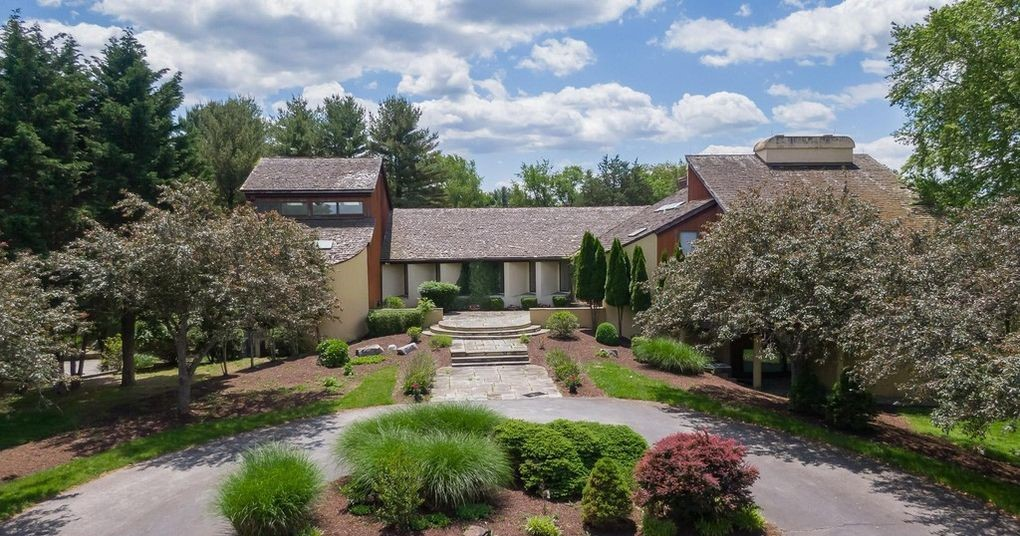 Malvern Bank House of the Week: Contemporary Home with Jaw-Dropping Interior in Kennett Square