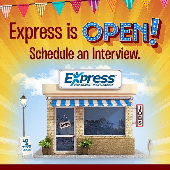 Chester County Express Pros Hiring Immediately to Staff Local Businesses