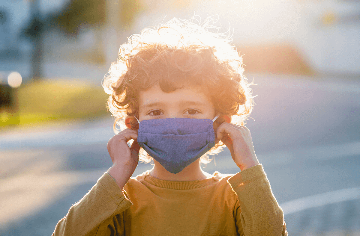 Child Guidance Resource Centers Offers Tips on Getting Children to Wear Masks