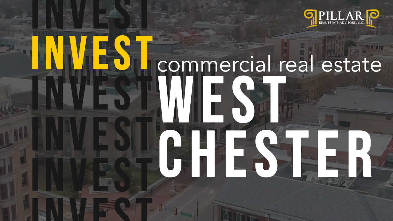 Two Great Investment Opportunities on Market Street in the Heart of West Chester