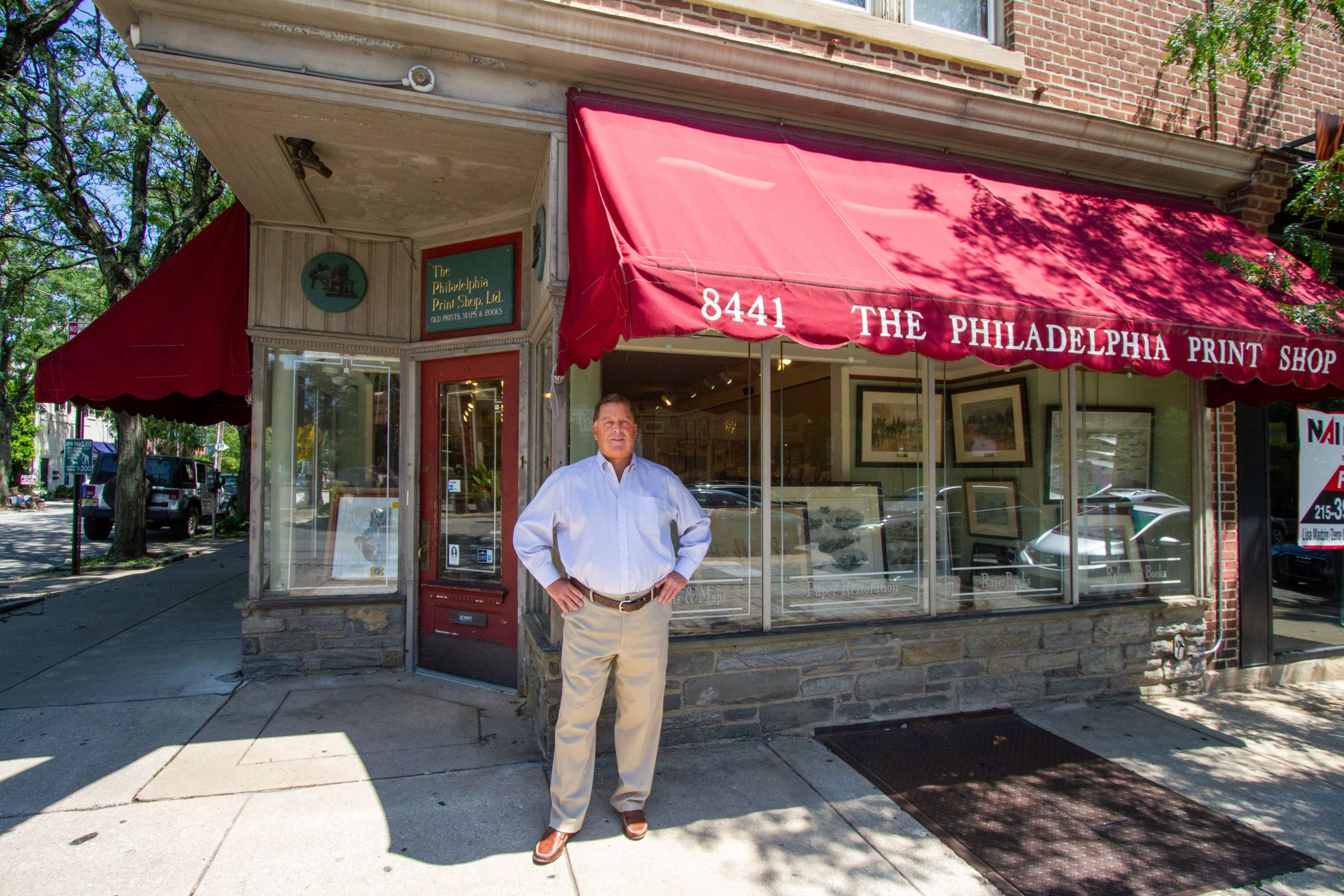 Local Man Puts Philadelphia Print Shop 'Back on the Map' with Its Acquisition, Relocation to Wayne