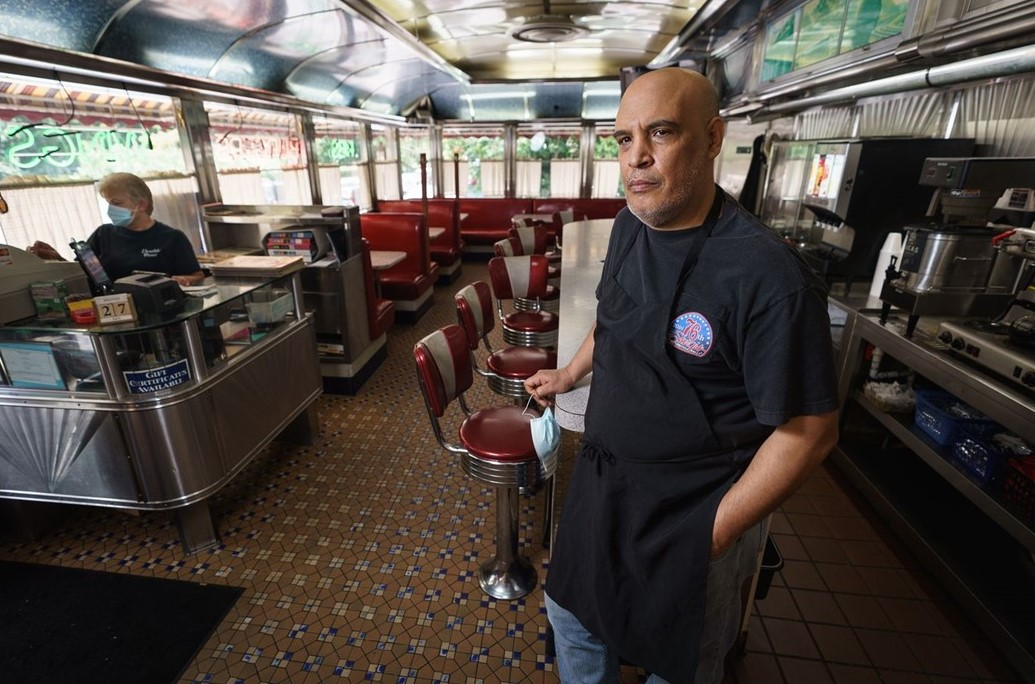 Owner of Three Diners in Chester County Not Sure His Businesses Can Survive Pandemic