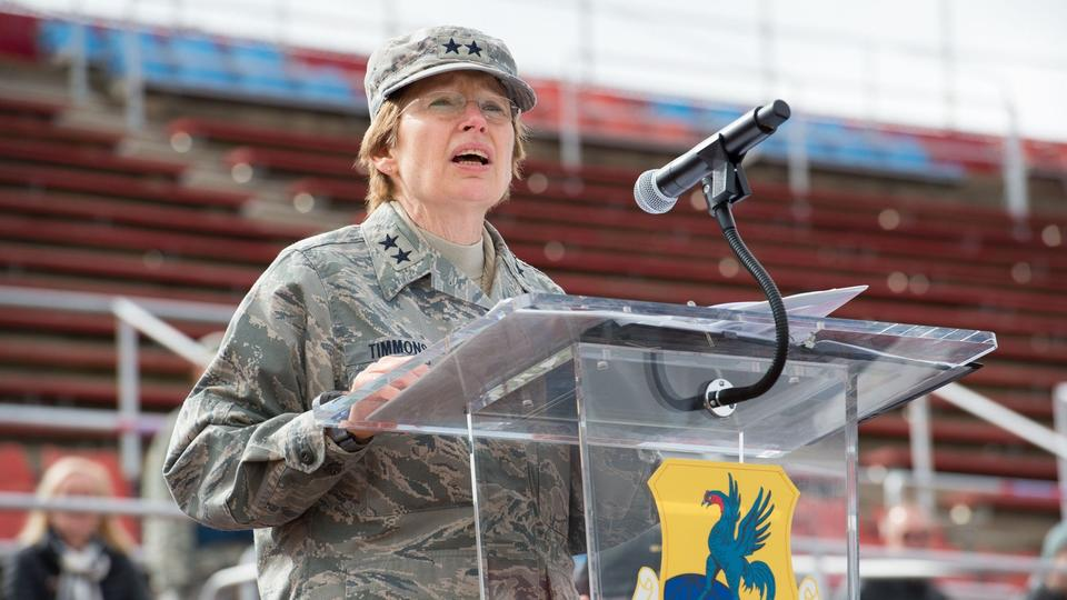 WilmU Grad, First Woman to Lead Delaware National Guard Dies at 62