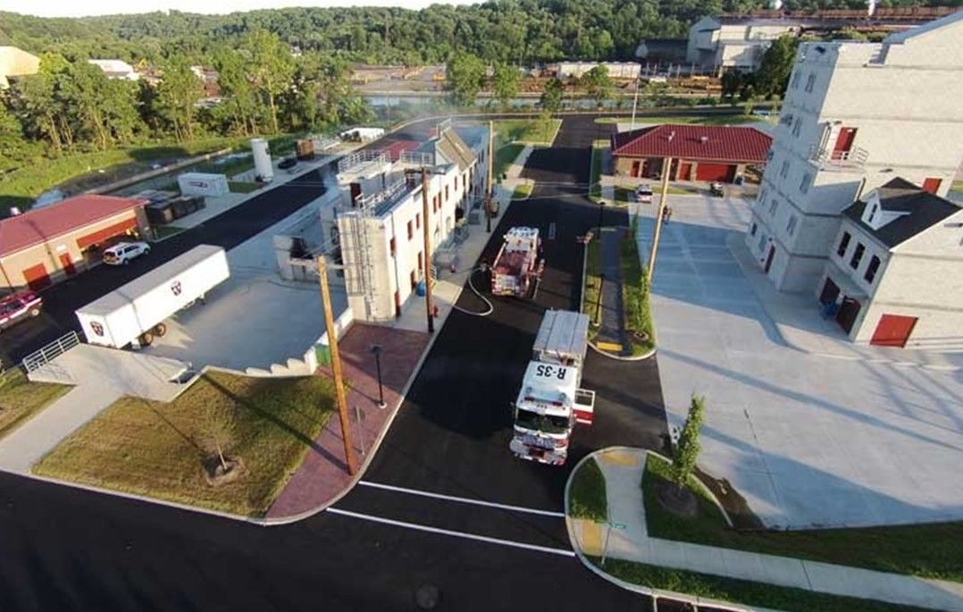 National Publication Lauds Chester County Public Safety Training Campus in Coatesville