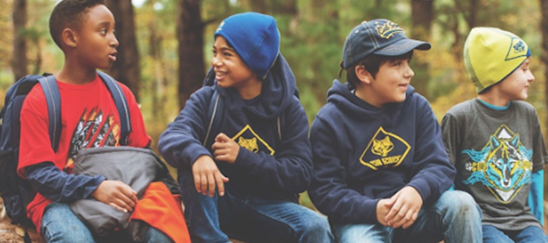 Scouting Provides Boys and Girls a Foundation They Can Stand On; Learn More During Virtual Info Session
