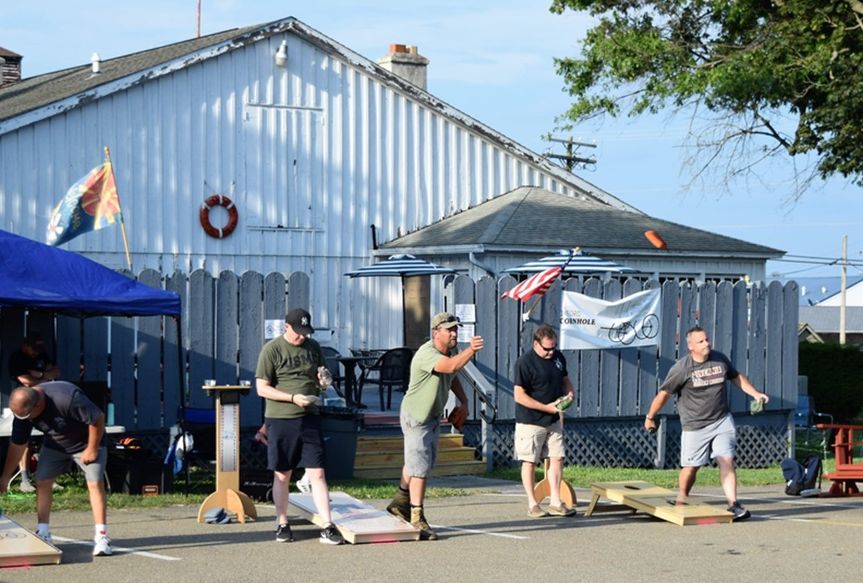 As Cornhole Grows in Popularity, New League in Oxford Offers Locals a Chance to Join the Fun