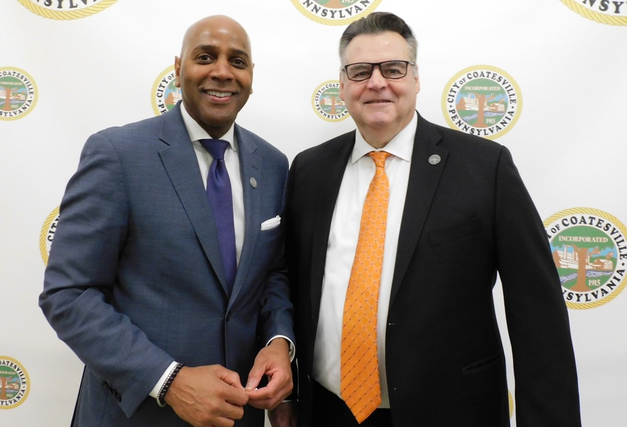 James Logan Named Acting City Manager for City of Coatesville