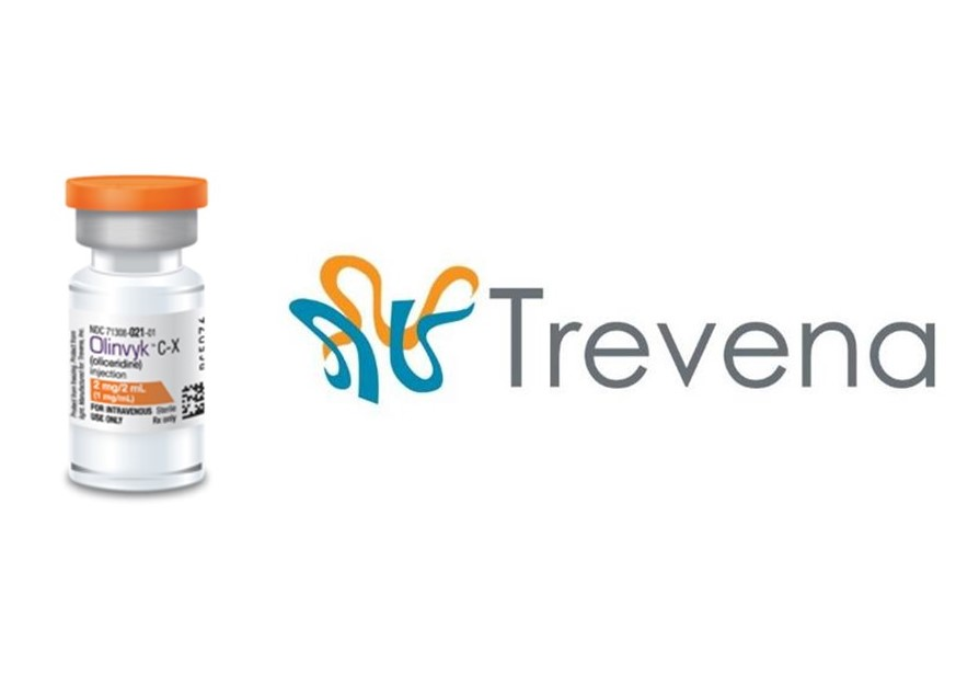 Chesterbrook-Based Trevena Receives Milestone Payment from Licensing Partner in China