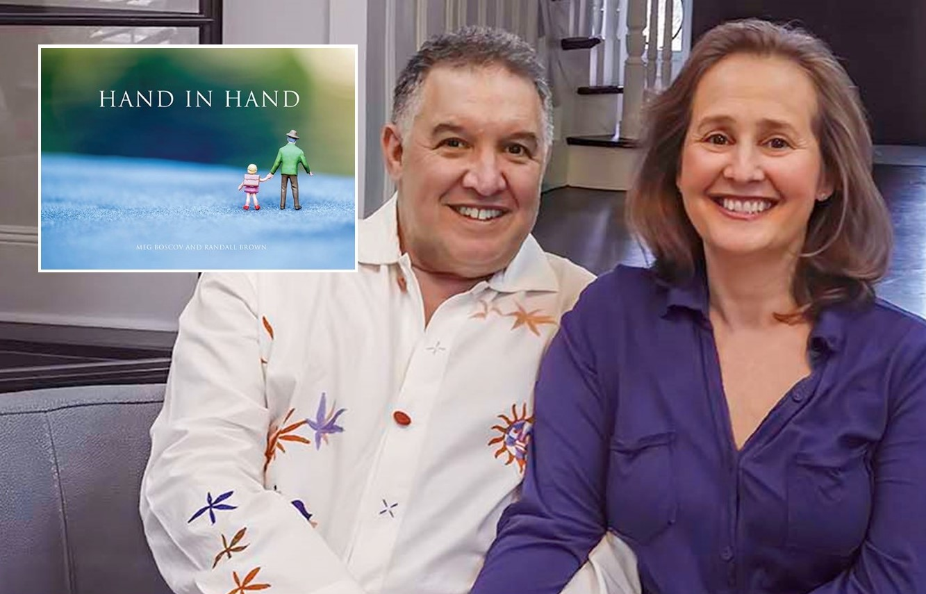Wayne Couple Approaches Art from Different Perspectives in New Coffee-Table Book