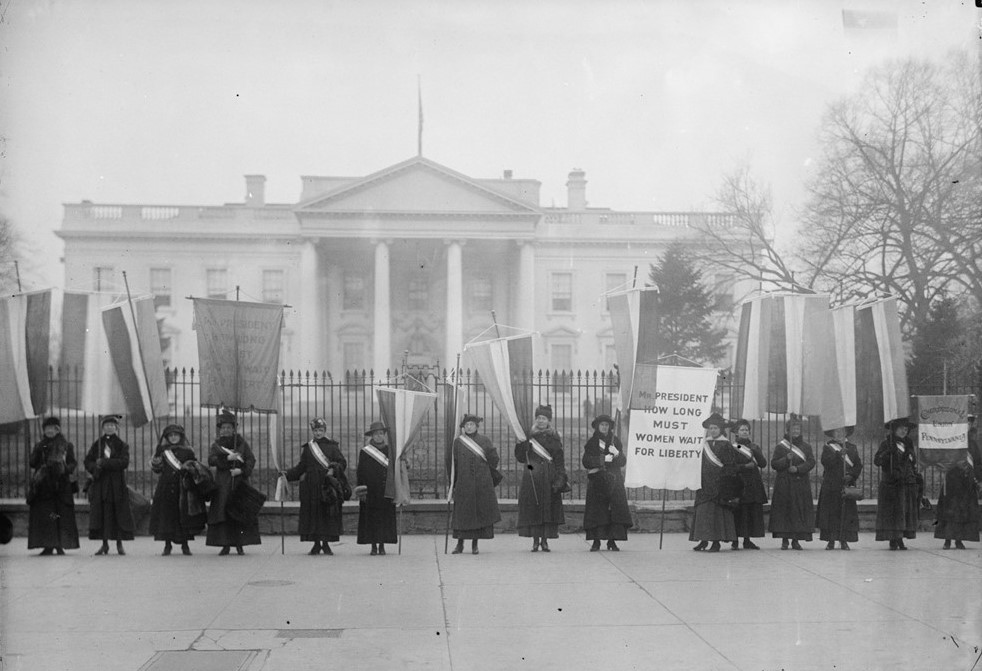 GWCC's September Women's Roundtable Celebrates 100 Years of Women's Suffrage