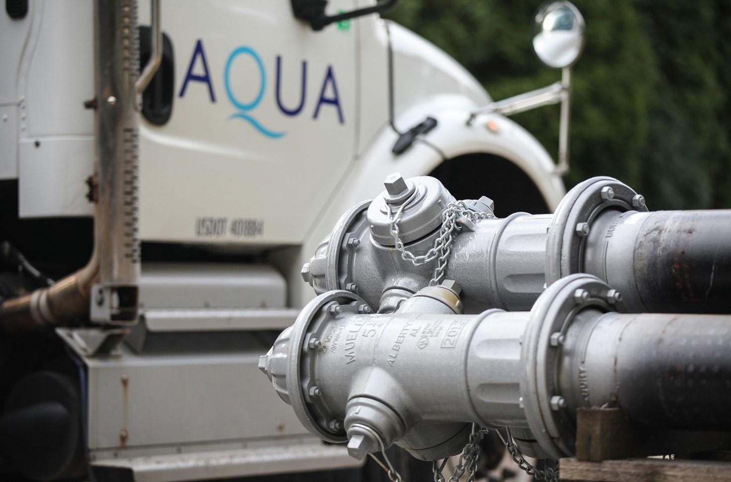 Aqua Pennsylvania: A History of Providing Earth's Most Essential Resource