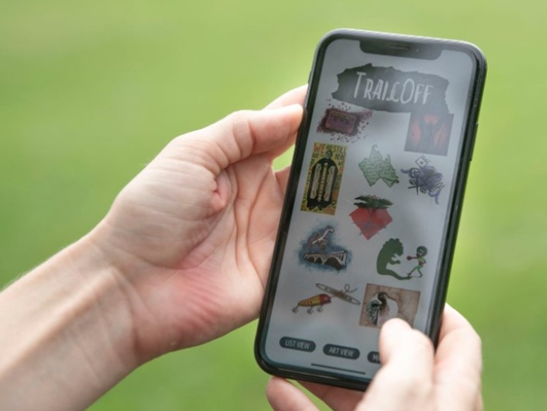 New App Created by Local Artists Offers GPS-Activated Audio Storytelling for Chester Valley Trail