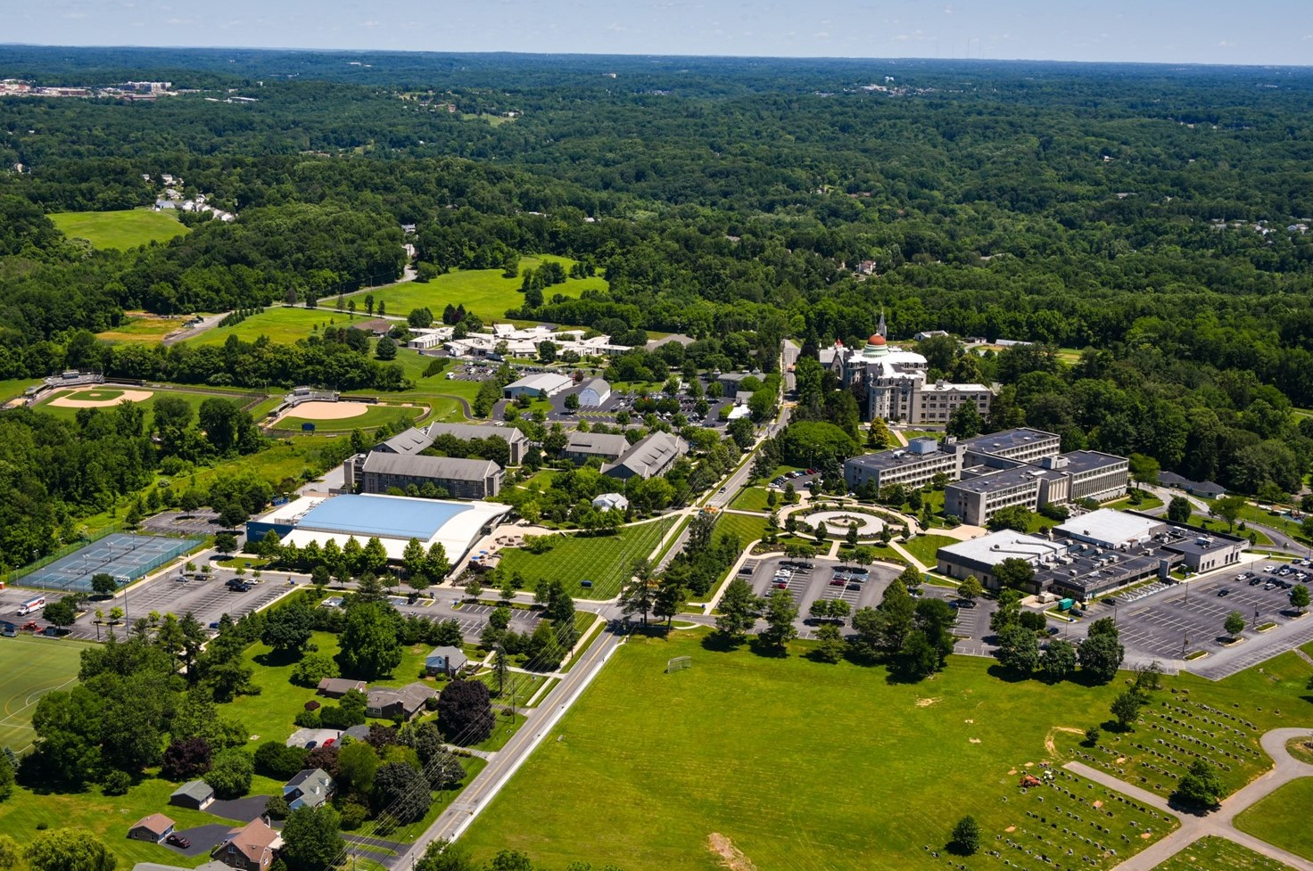 U.S. News Ranks Neumann University Among Best in North for Academic Quality, Social Mobility