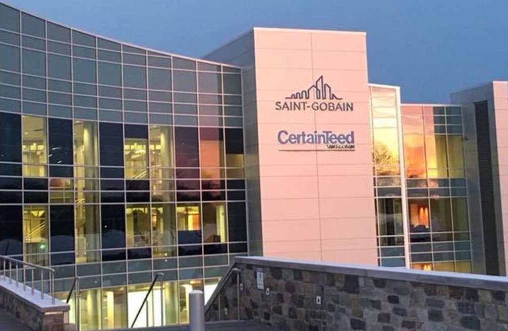 Two-Building Office Complex in Malvern That's Home to Saint-Gobain Hits the Market