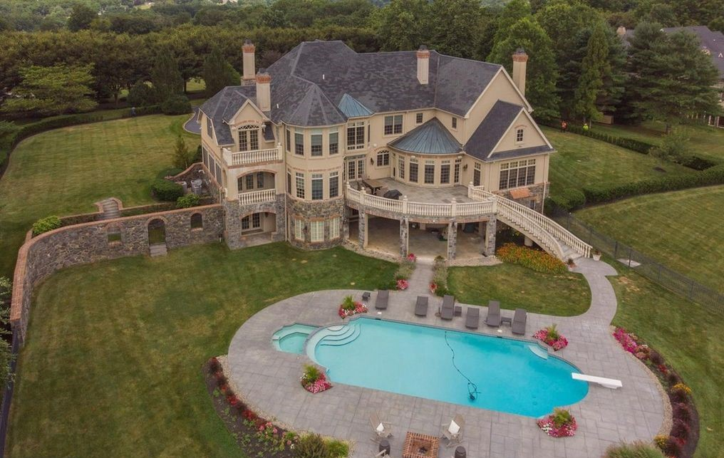 Malvern Bank House of the Week: 14,000-Plus Square Feet of Luxury in Landenberg