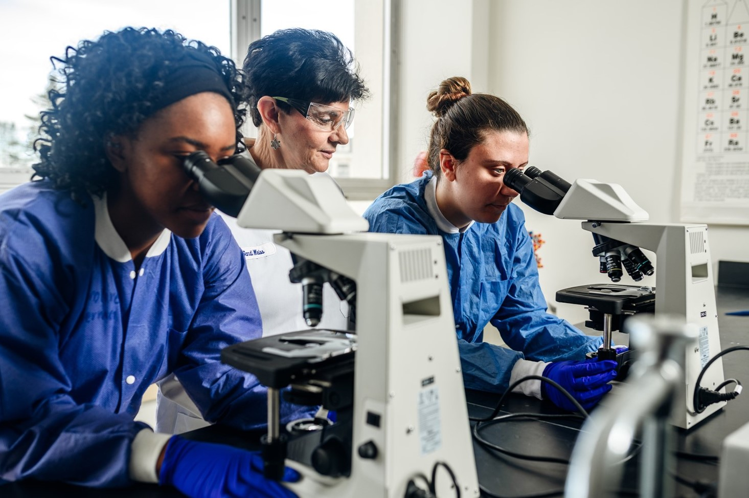 New Neumann Master's Degree Trains Students to Identify, Prevent Spread of Infectious Diseases