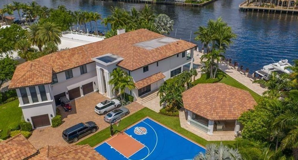 Coatesville Native Rip Hamilton Puts His Florida Mansion on the Market; Check Out These Pics
