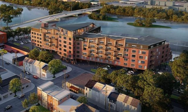 Developer Proposes New Plans for Riverfront Property in Montco with Catastrophic History