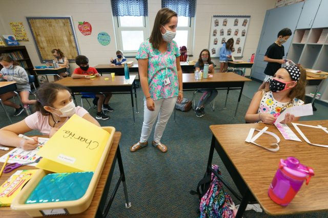So Far, So Good for This Local School District That Started Year with In-Person Learning