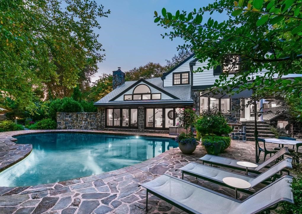 Malvern Bank House of the Week: Historic Charm, Contemporary Comfort in Berwyn