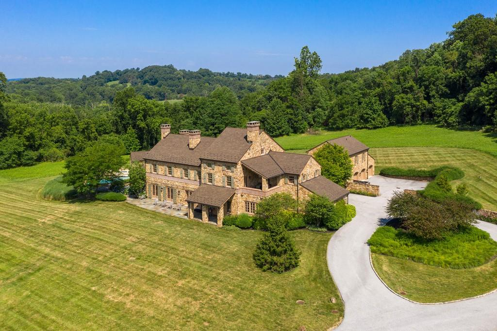 Malvern Bank House of the Week: Masterpiece Set in Unparalleled Surroundings in Phoenixville