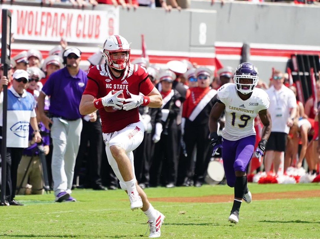 After Experiencing 'Culture Shock' in L.A., Chester Springs Native Finds His College Football Home