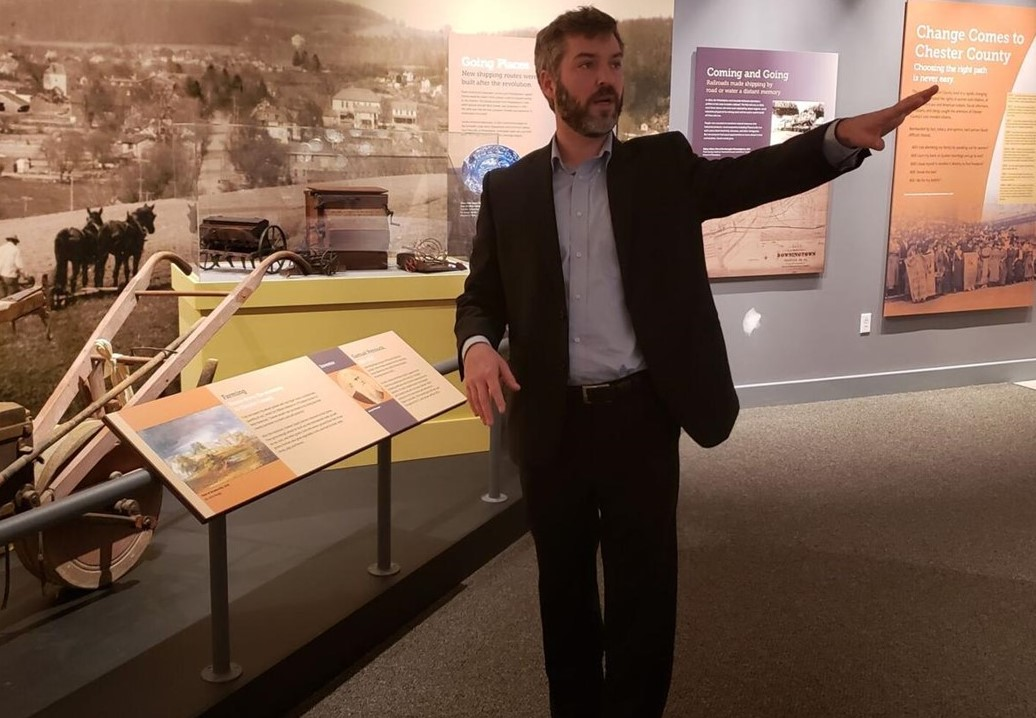 Long-Awaited Exhibition to Open on Oct. 29 at Chester County History Center