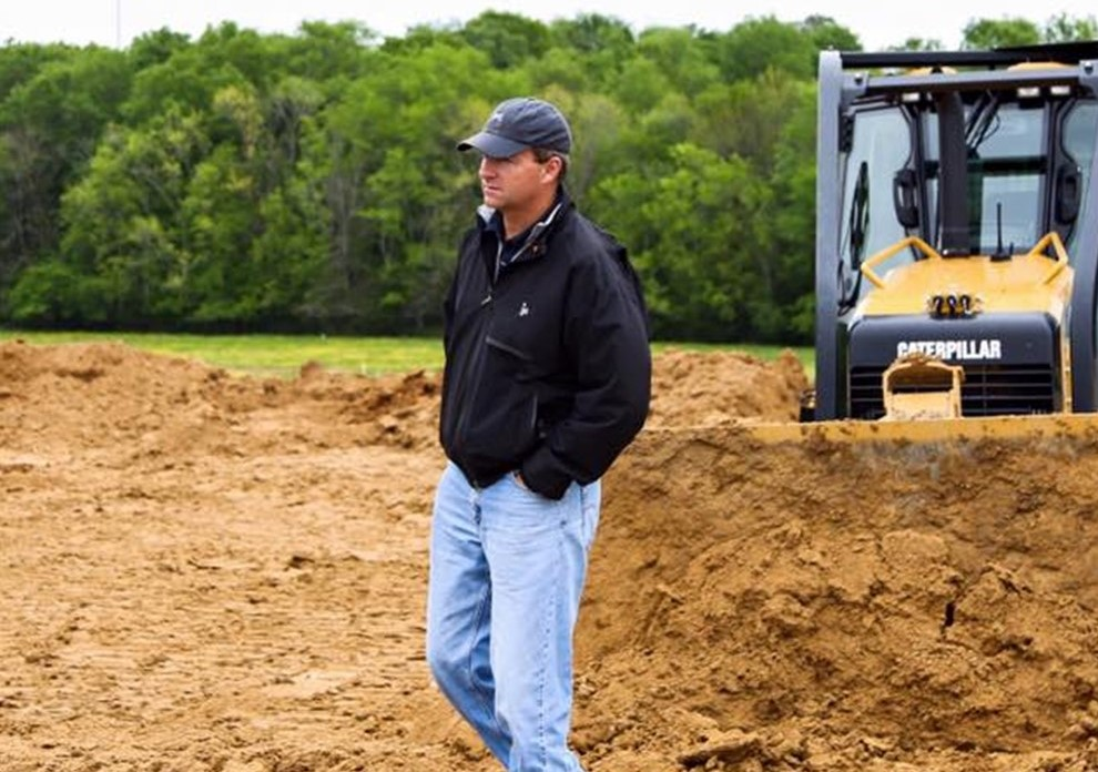 Malvern Resident, Acclaimed Golf Course Architect Sees His Work Take Center Stage