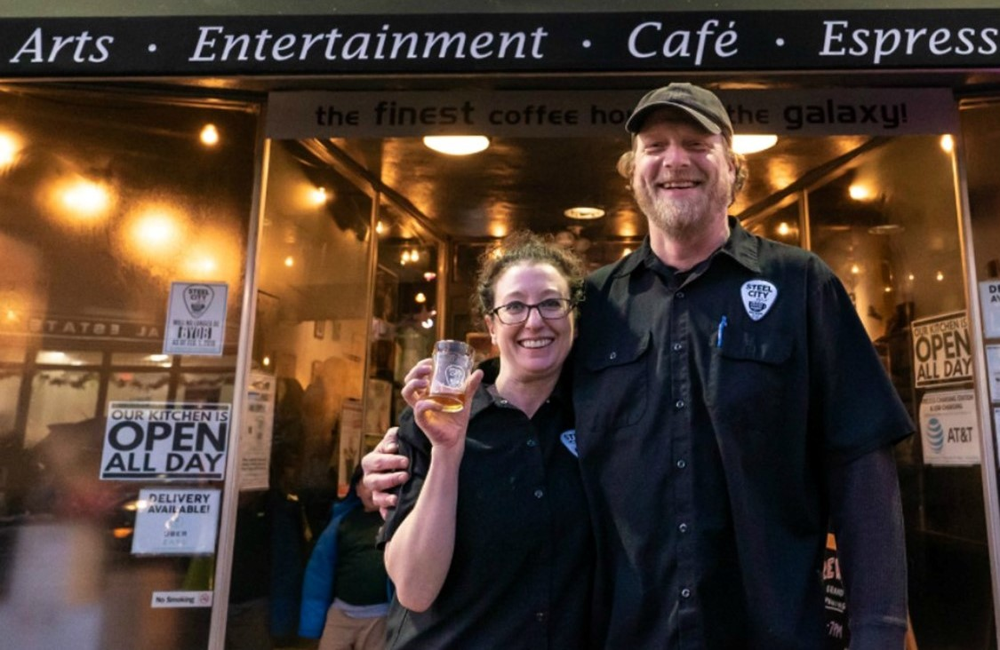 Owners of Phoenixville's Steel City Coffeehouse: 'You Have to Take Risks to Keep Your Business Going'
