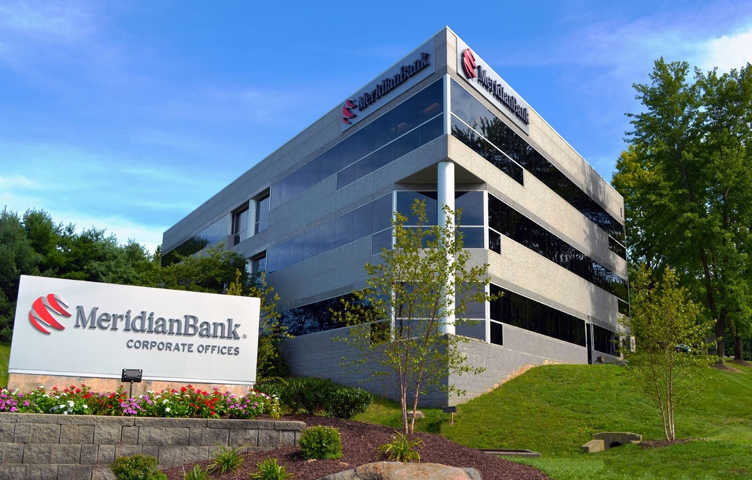 Construction Tech Company's Loan Exemplifies the Streamlined Service Offered by Meridian Bank's Equipment Finance Subsidiary