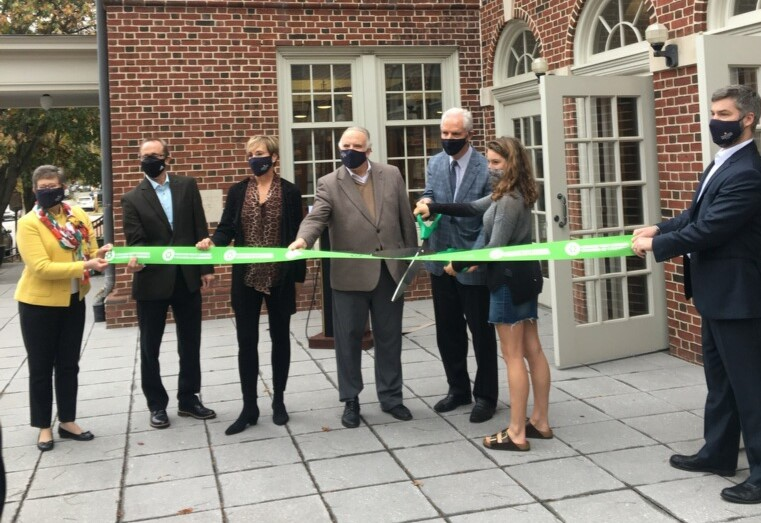 Ribbon-Cutting Marks Much-Anticipated Debut of Chester County History Center's New Exhibit