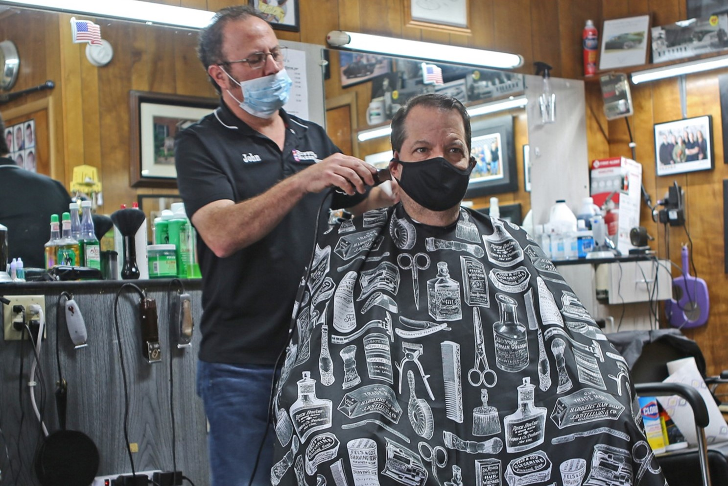 Barber Shop in West Grove Begins New Chapter in Its 61-Year History
