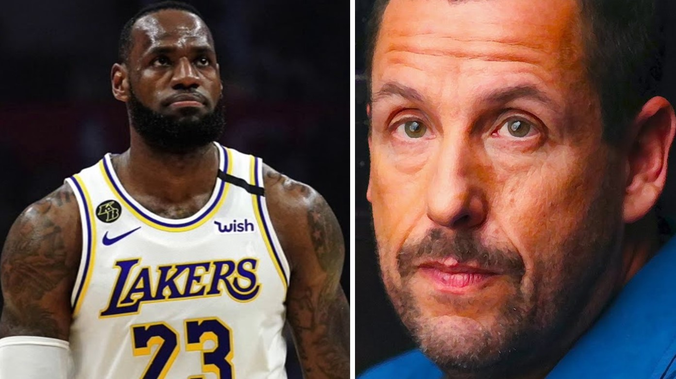 Adam Sandler to Film Movie Co-Produced by LeBron James Next Week in Chester County