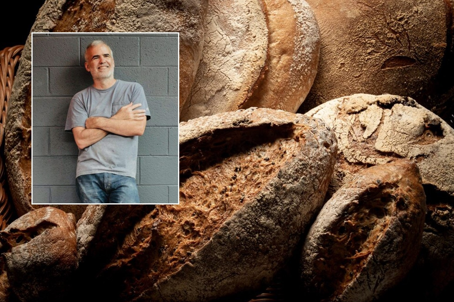 Pandemic Fuels Rise in Breadmaking, a Cathartic Experience for This Phoenixville Baker