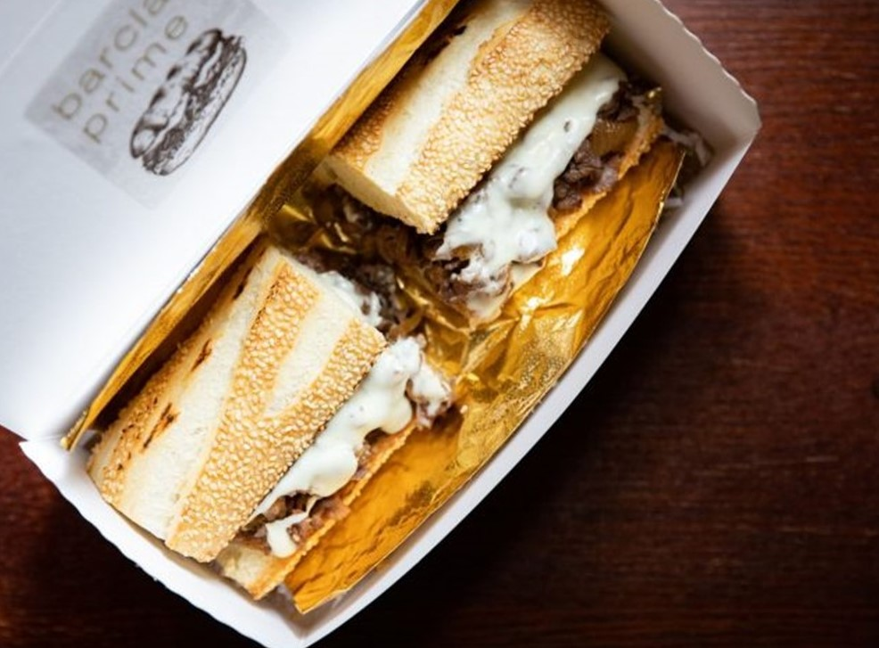 Wall Street Journal: Philly's $100 Cheesesteak Gets Luxurious Takeout Packaging