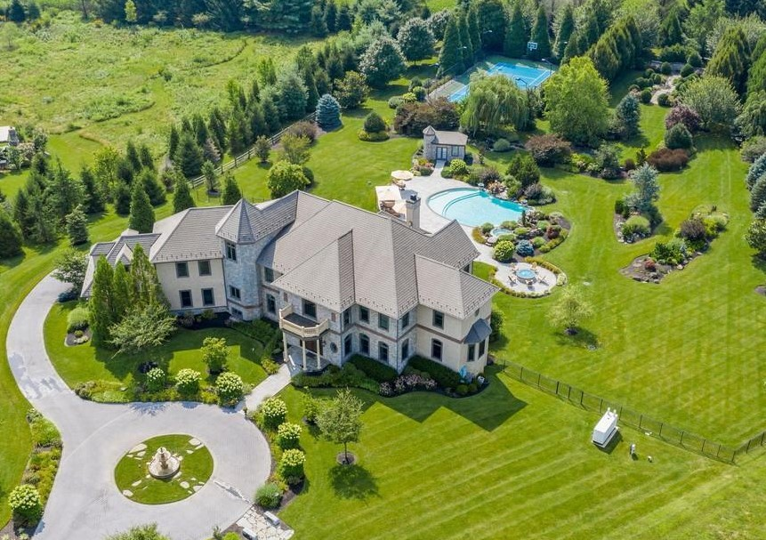 Malvern Bank House of the Week: Resort Lifestyle Awaits at This Malvern Manor Built to Entertain