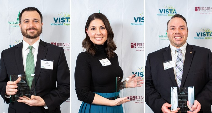 'Our County Has Incredible Talent': VISTA Millennial Superstars Share What the Honor Means to Them